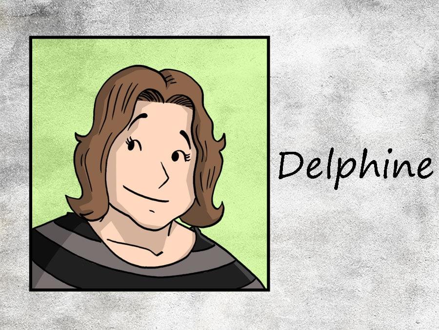 Character - Delphine