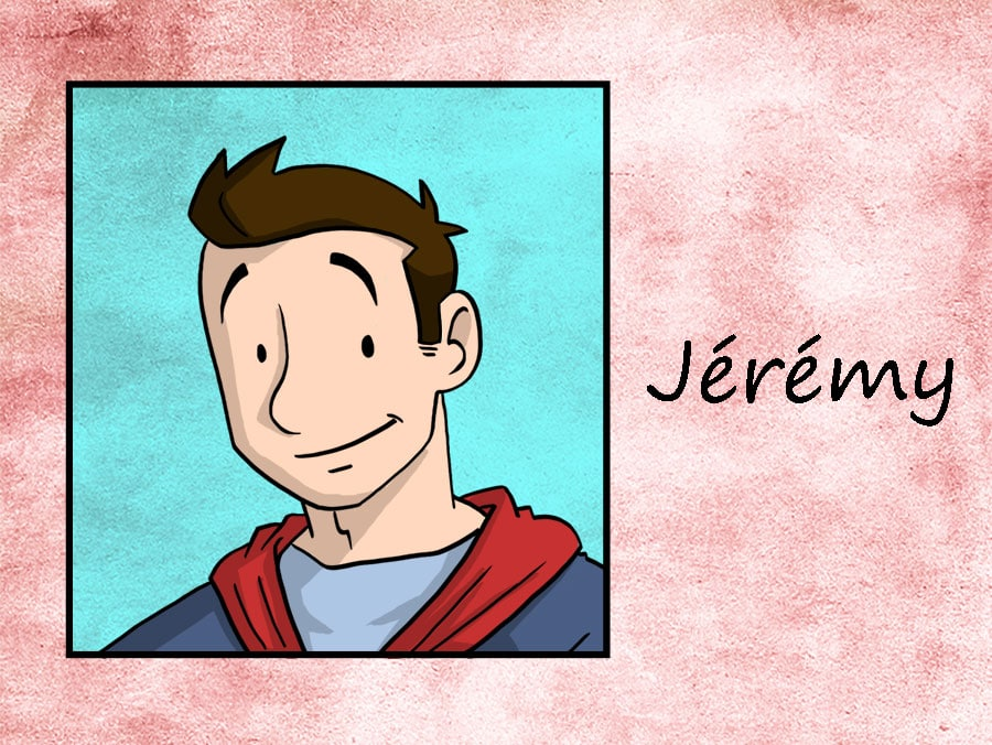 Character - Jérémy