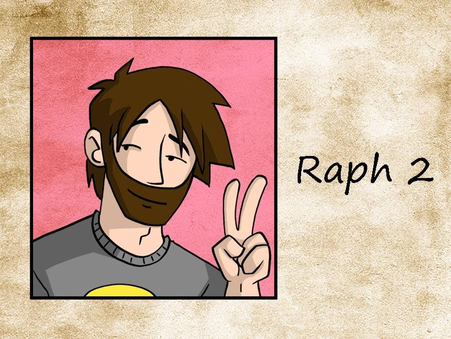 Character - Raphaël 2
