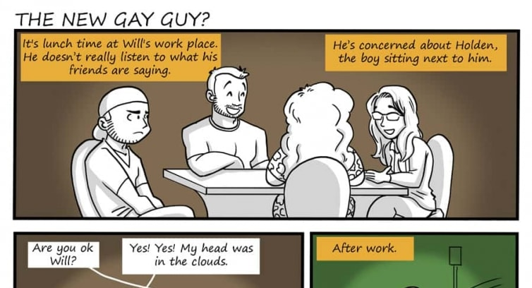 Episode 142 – The new gay guy?