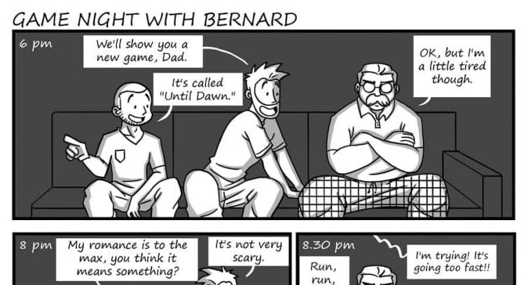 Episode 156 – Game night with Bernard