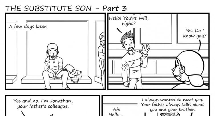 Episode 160 – The substitue son – Part 3