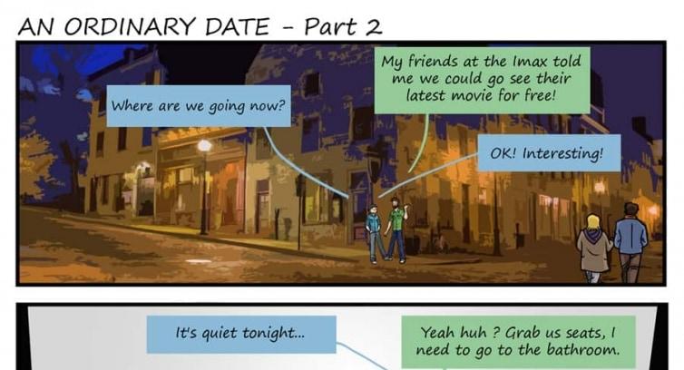 Episode 163 – An ordinary date – Part 2