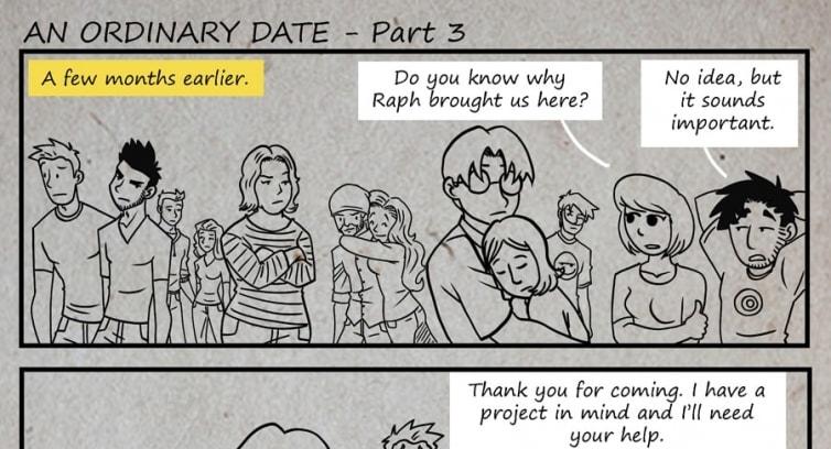 Episode 164 – An ordinary date – Part 3