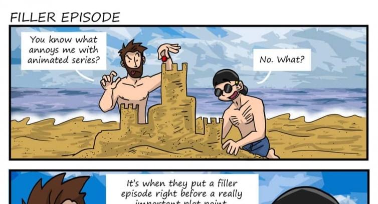 Episode 165 – Filler episode