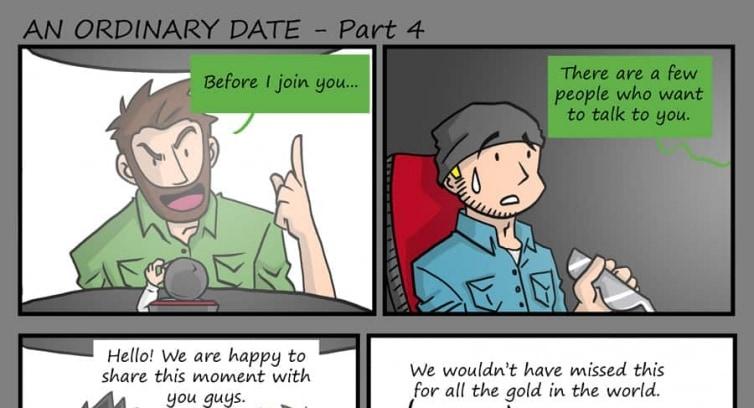 Episode 166 – An ordinary date – Part 4