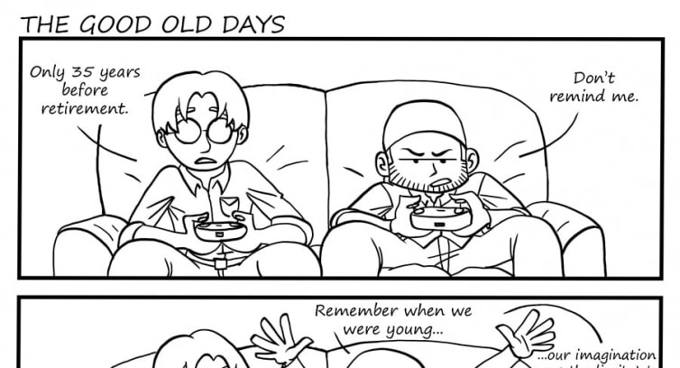 Episode 22 – The good old days