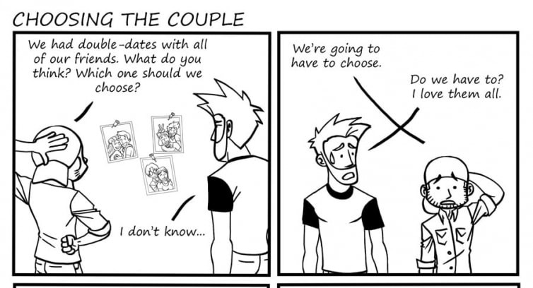 Episode 33 – Choosing the couple