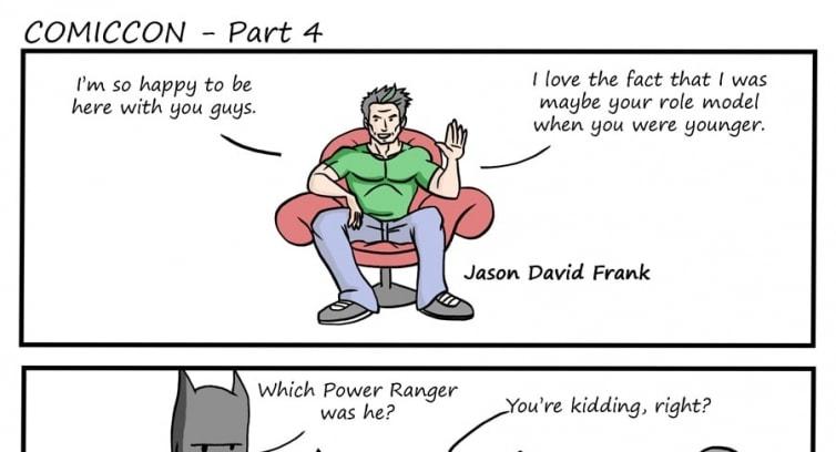 Episode 46 – Comiccon – Part 4