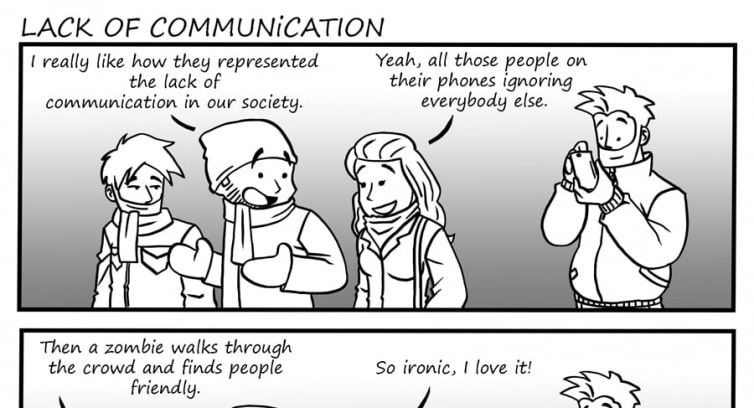 Episode 50 – Lack of communication