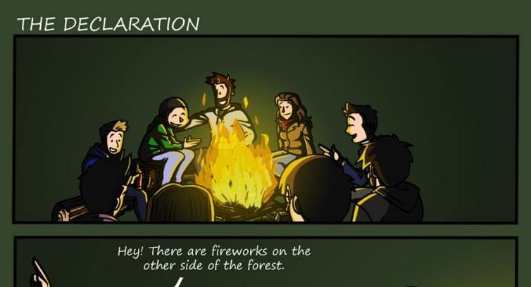 Episode 53 – The declaration
