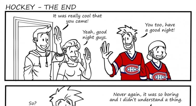 Episode 76 – Hockey – The end