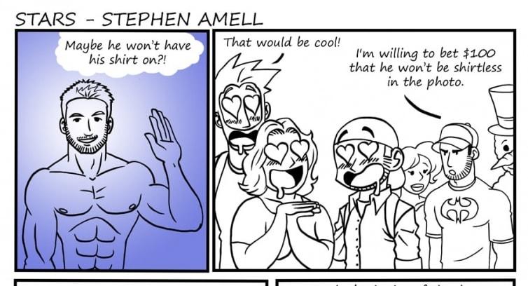 Episode 86 – Stars – Stephen Amell