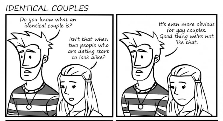 Episode 19 – Identical couples