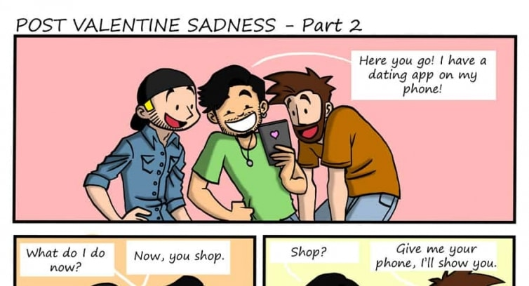 Special – Post Valentine Sadness – Part 2