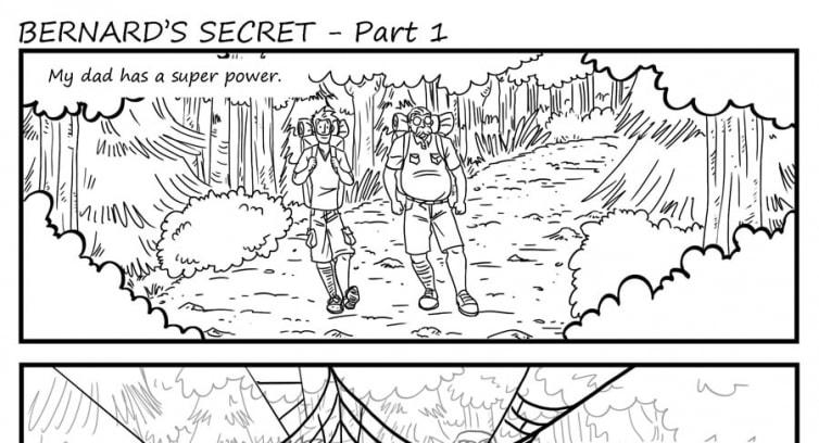 Episode 173 – Bernard's Secret – Part 1