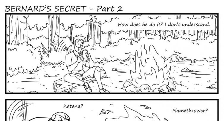 Episode 174 – Bernard's Secret – Part 2
