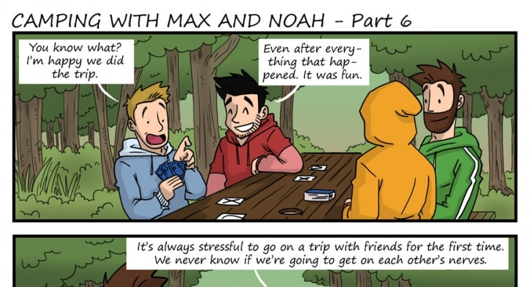Episode 183 – Camping with Max and Noah – Part 6