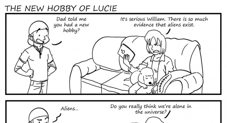 Episode 188 – The new hobby of Lucie