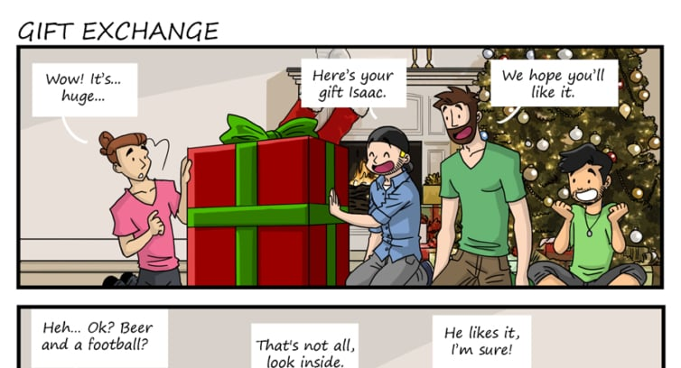 Special – Gift exchange