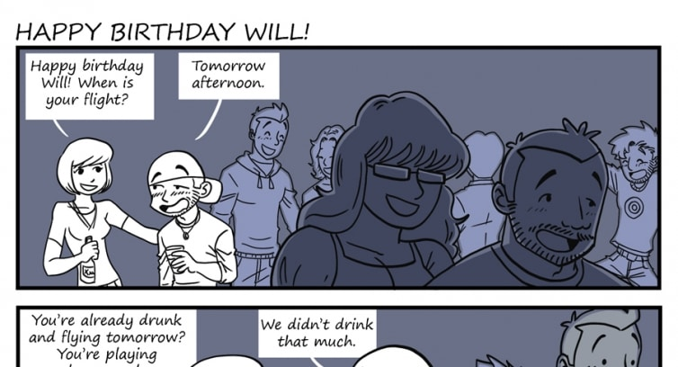 Episode 201 – Happy Birthday Will!