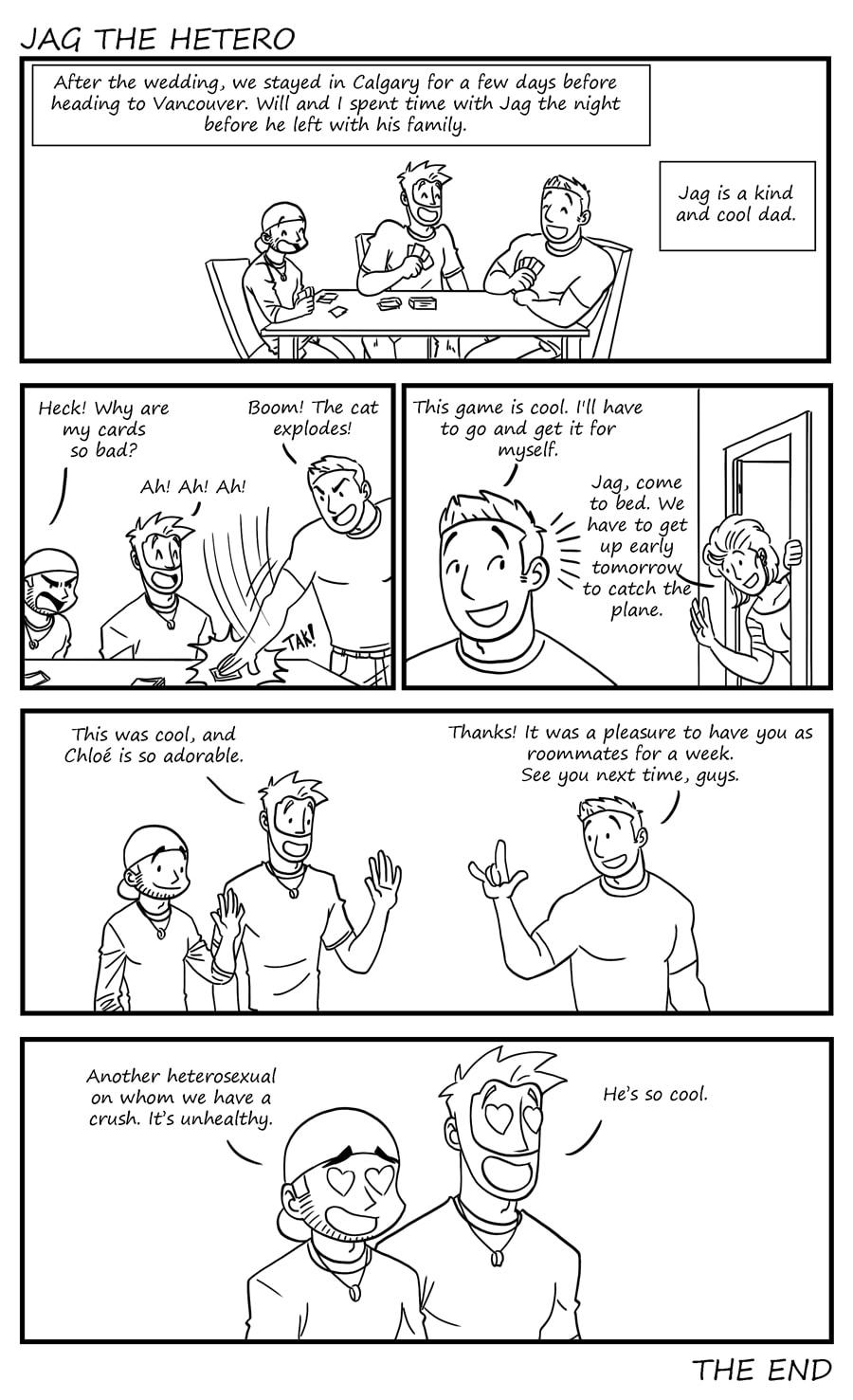 Episode 224 - Jag the hetero