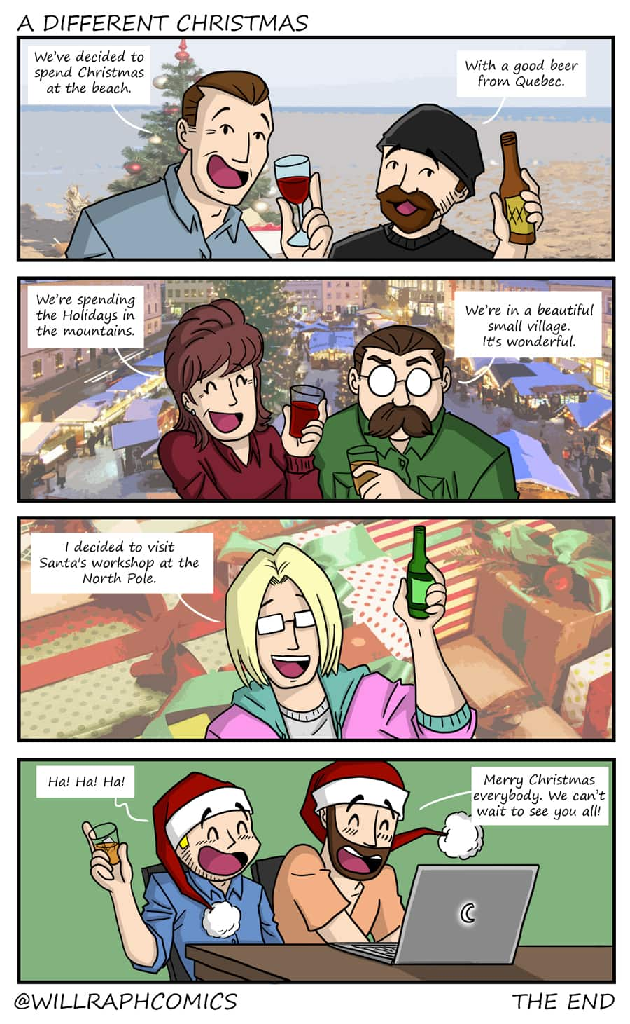 Special - A different Christmas