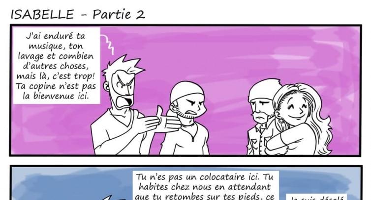Épisode 124 – Isabelle – Partie 2
