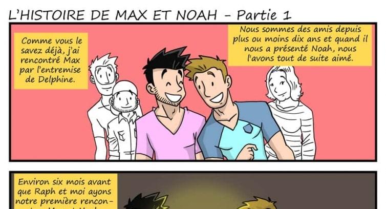 Épisode 150 – L'histoire de Max et Noah – Partie 1
