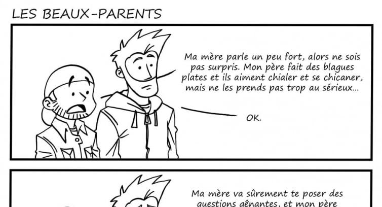 Épisode 7 – Les beaux-parents