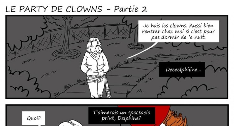 Spécial – Le party de clowns – Partie 2