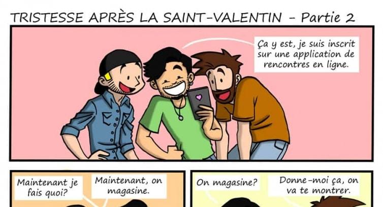 Spécial – Tristesse à la Saint-Valentin – Partie 2