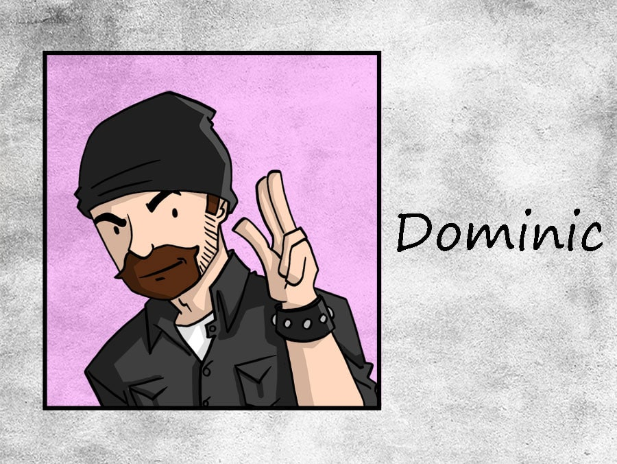 Personnage - Dominic