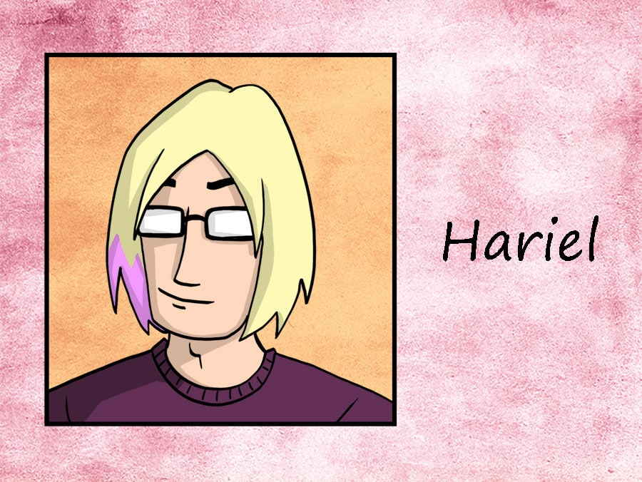 Personnage - Hariel
