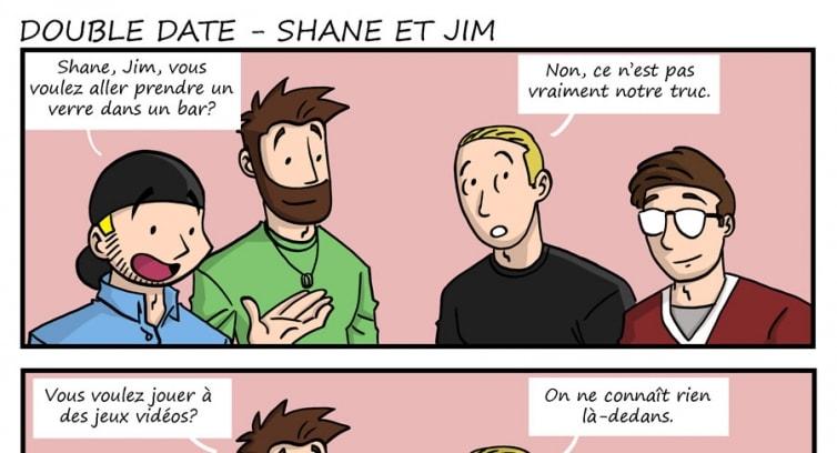 Épisode 190 – Shane et Jim