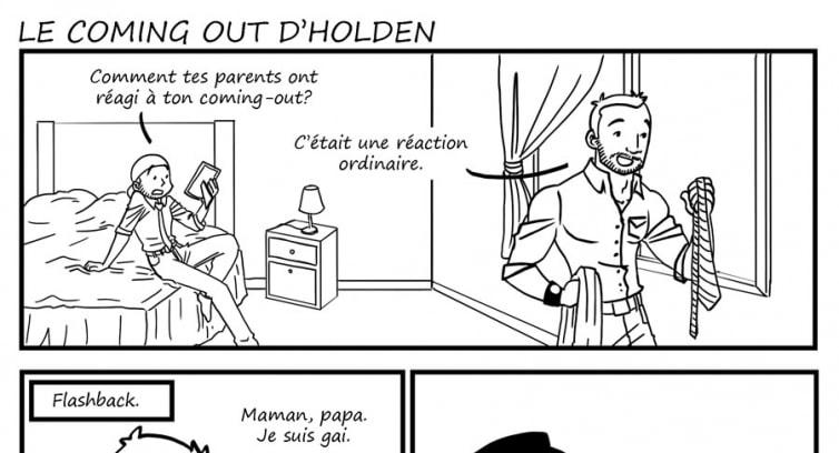 Épisode 194 – Le coming out d'Holden