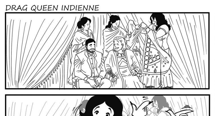 Épisode 214 – Drag queen indienne