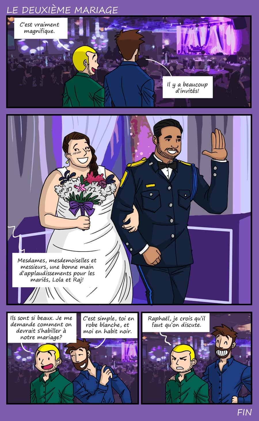 Épisode 220 - Le deuxième mariage