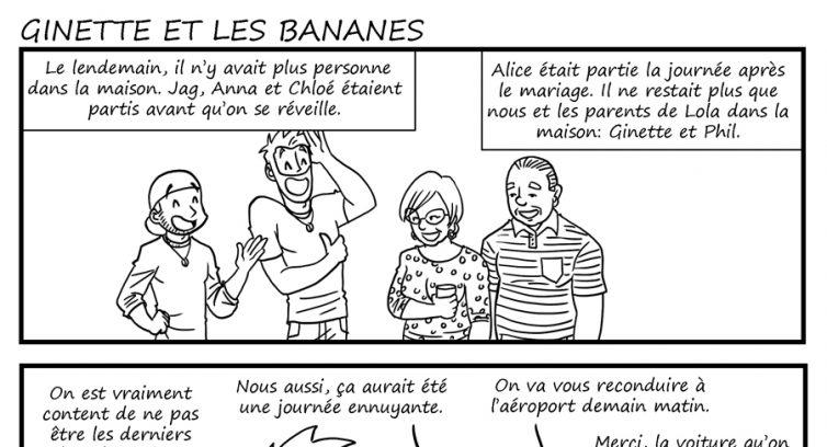 Épisode 225 – Ginette et les bananes