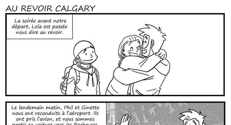 Épisode 226 – Au revoir Calgary
