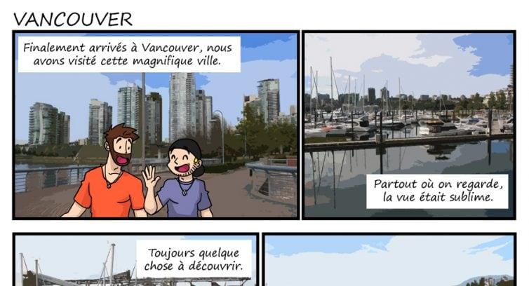 Épisode 232 – Vancouver