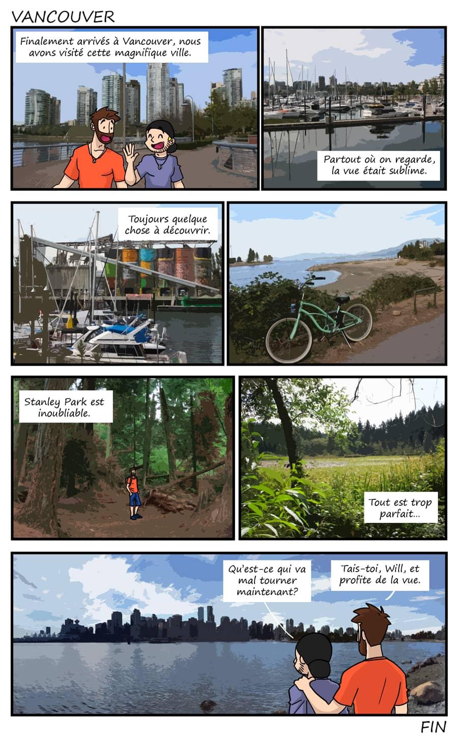 Épisode 232 - Vancouver
