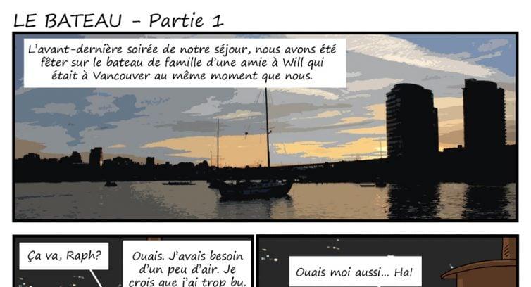 Épisode 238 – Le bateau – Partie 1