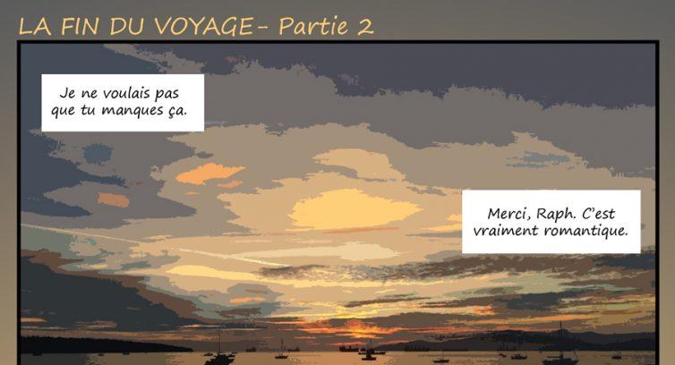 Épisode 241 – La fin du voyage – Partie 2